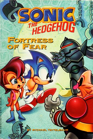 Sonic The Hedgehog: Fortress Of Fear (March 1995)