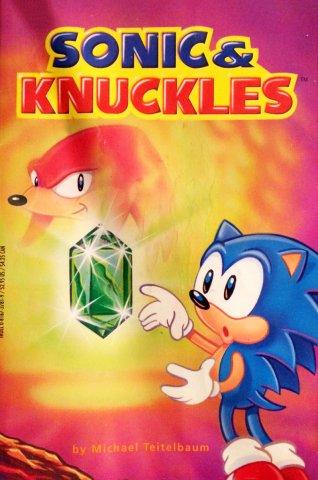 Sonic & Knuckles (November 1995)