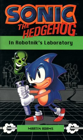 Sonic The Hedgehog: In Robotnik's Laboratory (September 1993)