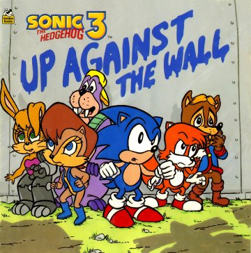Sonic The Hedgehog 3: Up Against The Wall (1995)