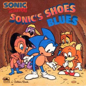 Sonic The Hedgehog: Sonic's Shoes Blues (1993)
