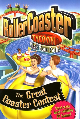 RollerCoaster Tycoon: The Great Coaster Contest (January 2003)