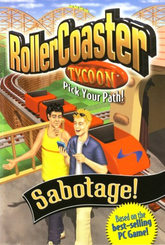 RollerCoaster Tycoon: Sabotage (September 2002)