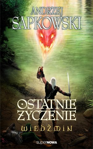 The Witcher: The Last Wish (Polish 2014 edition)