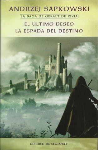 The Witcher: The Last Wish + Sword Of Destiny (Spanish bookclub omnibus edition)