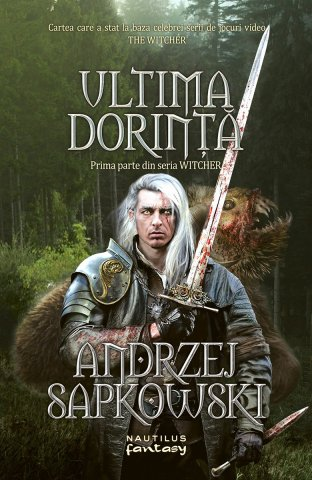 The Witcher: The Last Wish (Romanian edition)