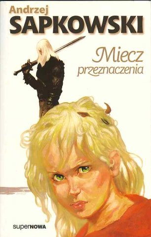 The Witcher: Sword Of Destiny (Polish 2003 edition)