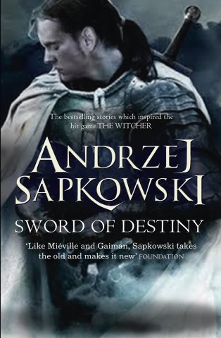 The Witcher: Sword Of Destiny (UK edition)
