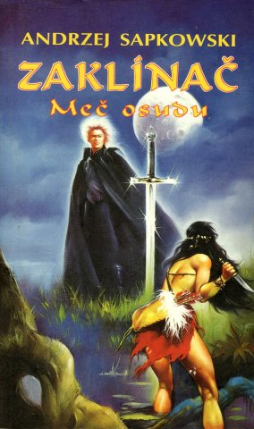 The Witcher: Sword Of Destiny (Czech 1993 edition)