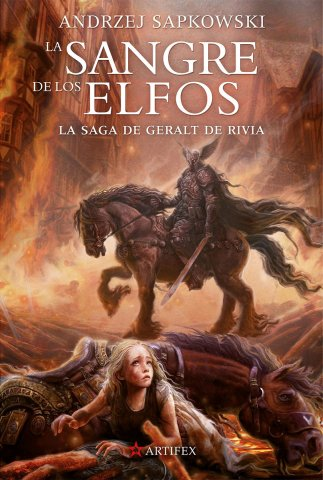 The Witcher: Blood Of Elves (Spanish 2015 edition)