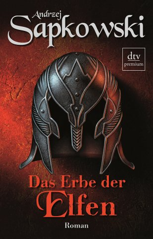 The Witcher: Blood Of Elves (German edition)