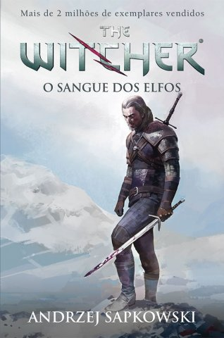 The Witcher: Blood Of Elves (Brazilian edition)