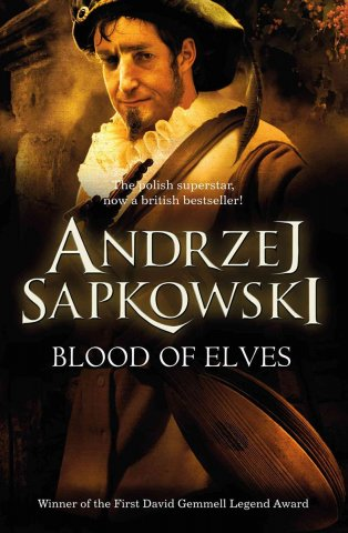The Witcher: Blood Of Elves (UK edition)