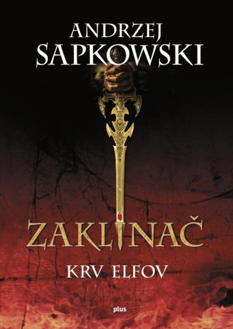 The Witcher: Blood Of Elves (Slovakian edition)