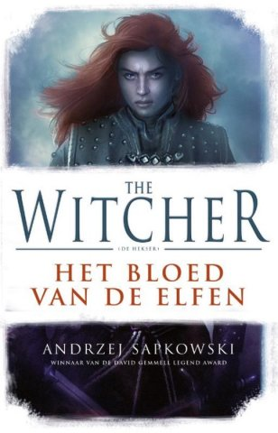 The Witcher: Blood Of Elves (Dutch edition)