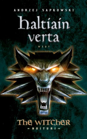 The Witcher: Blood Of Elves (Finnish edition)
