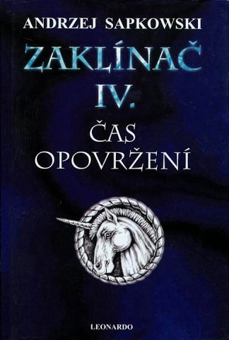 The Witcher: The Time Of Contempt (Czech 2007 edition)