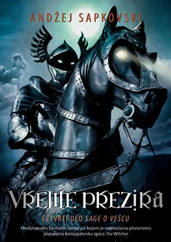 The Witcher: The Time Of Contempt (Serbian edition)
