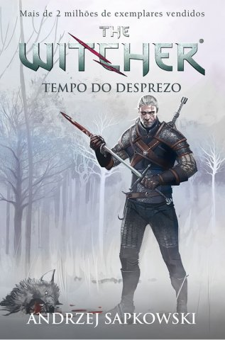 The Witcher: The Time Of Contempt (Brazilian edition)