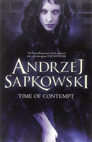 The Witcher: The Time Of Contempt (UK edition)