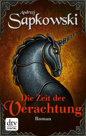 The Witcher: The Time Of Contempt (German edition)