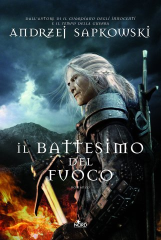 The Witcher: Baptism Of Fire (Italian edition)