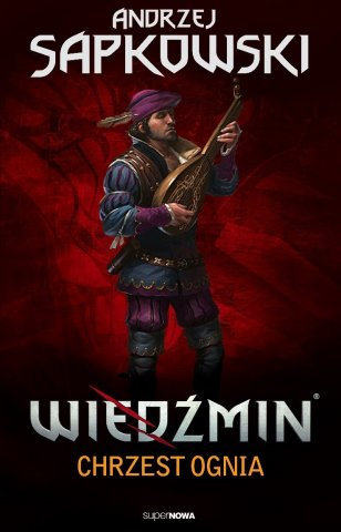 The Witcher: Baptism Of Fire (Polish 2011 edition)