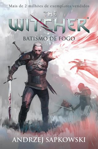 The Witcher: Baptism Of Fire (Brazilian edition)