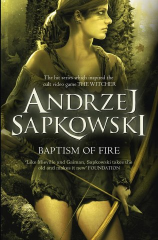The Witcher: Baptism Of Fire (UK edition)