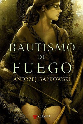The Witcher: Baptism Of Fire (Spanish 2010 edition)