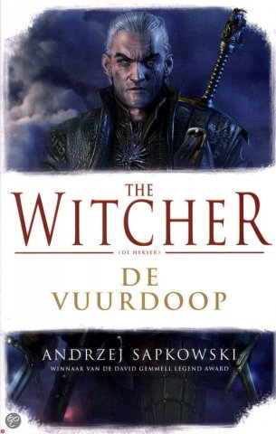 The Witcher: Baptism Of Fire (Dutch edition)