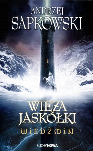 The Witcher: The Tower of the Swallow (Polish 2014 edition)