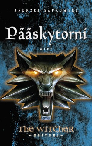 The Witcher: The Tower of the Swallow (Finnish edition)
