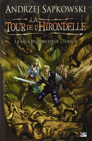 The Witcher: The Tower of the Swallow (French 2010 edition)