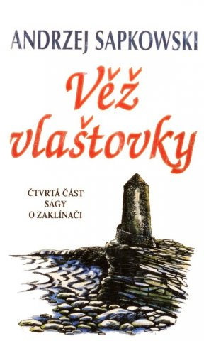 The Witcher: The Tower of the Swallow (Czech 1998 edition)