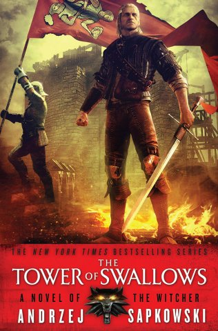 The Witcher: The Tower Of The Swallow (USA edition)