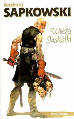 The Witcher: The Tower of the Swallow (Polish 2000 edition)