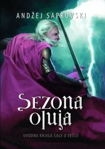The Witcher: Season Of Storms (Serbian edition)