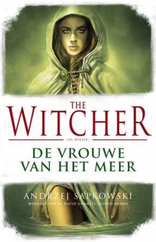 The Witcher: The Lady Of The Lake (Dutch edition)
