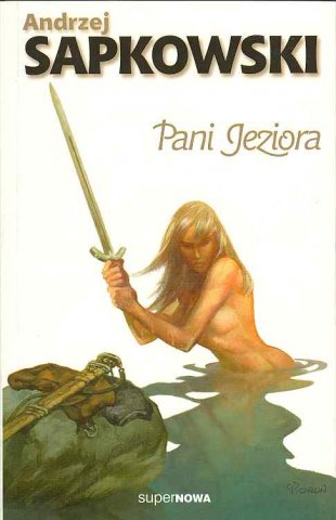 The Witcher: The Lady Of The Lake (Polish 1999 edition)