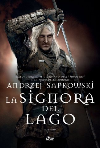The Witcher: The Lady Of The Lake (Italian edition)