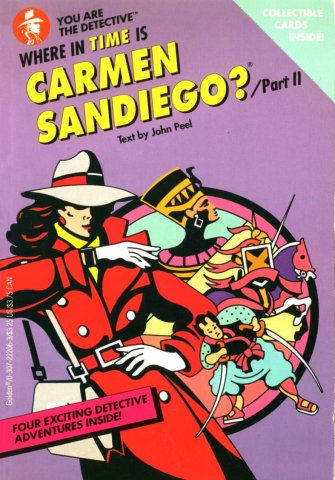 Where In Time Is Carmen Sandiego? Part II (1993)