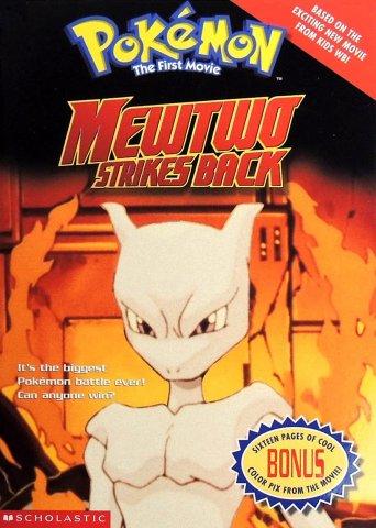 Pokémon: Mewtwo Strikes Back (1998)