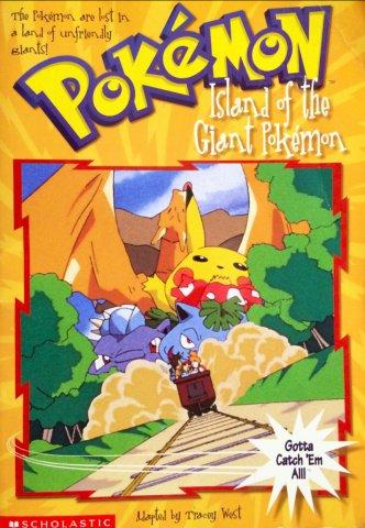 Pokémon: Island Of The Giant Pokémon (July 1999)