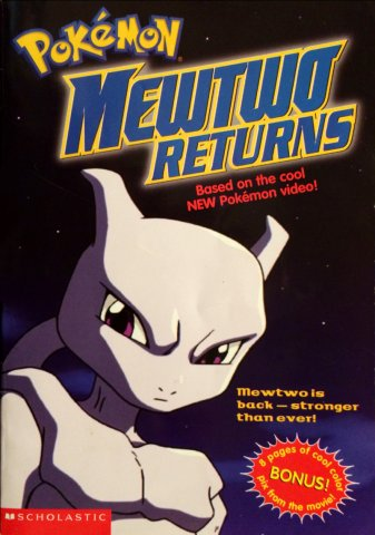 Pokémon: Mewtwo Returns (2002)