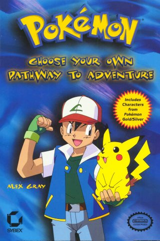 Pokémon: Choose Your Own Pathway To Adventure (December 2000)