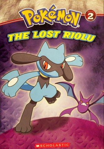 Pokémon: The Lost Riolu (2010)