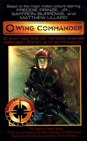 Wing Commander noveliztion (February 1999)