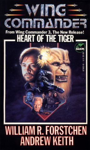 Wing Commander: Heart Of The Tiger (April 1995)