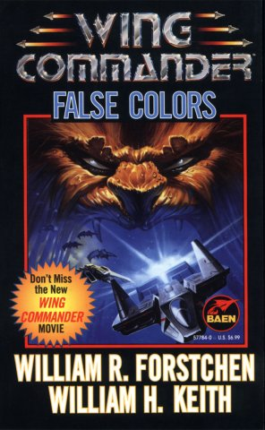 Wing Commander: False Colors (December 1998)